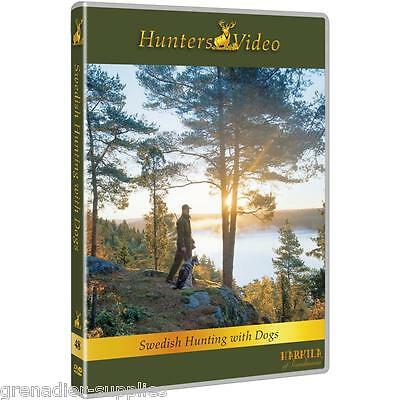 Swedish Hunting With Dog Hunters Video Hunting Dvd