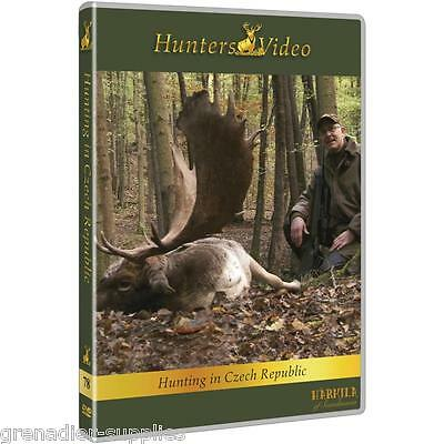 Hunting In Czech Republic Hunters Video Hunting Dvd