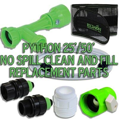 Python No Spill Clean & Fill Gravel Cleaning Vac Replacement Parts Tube