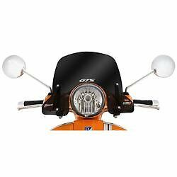 Vespa GTS Tinted Sports Screen Windshield