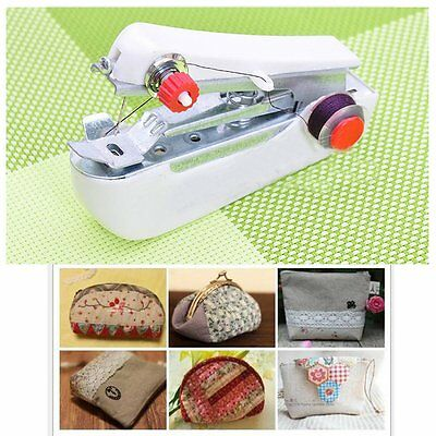 Mini Multifunction Home & Travel Portable Cordless Hand-held Sewing Machine