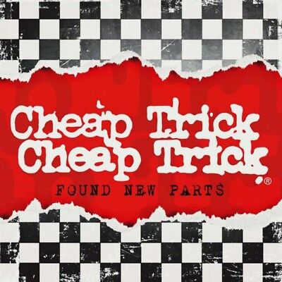 "CHEAP TRICK Found New Parts 10"" Single Vinyl NEW RSD 2016"