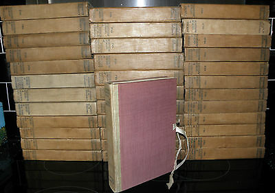 The Works of George Meredith- Limited ed of 1025, 36 volumes, 1896-1911
