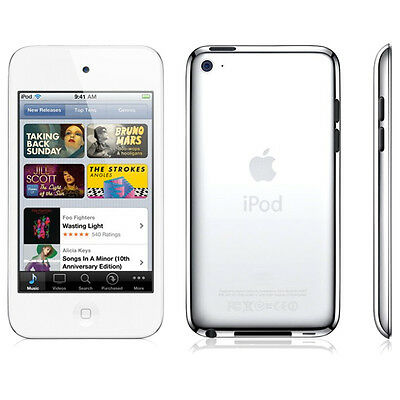Apple iPod Touch 4th Generation 32 GB White