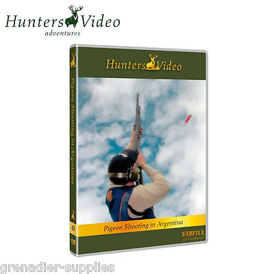 Pigeon Shooting In Argentina Hunters Video