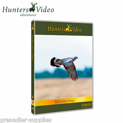 Red Letter Days Hunters Video Hunting Dvd