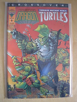 Teenage Mutant Ninja Turtles/savage Dragon Crossover 1.eastman,laird.mirage.1993