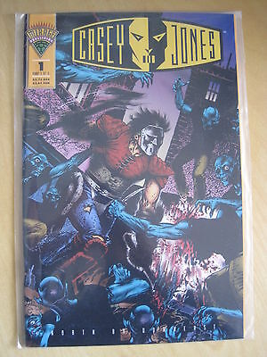 TEENAGE MUTANT NINJA TURTLES : CASEY JONES 1 (of 2). EASTMAN & LAIRD.MIRAGE.1994