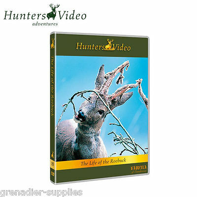 The Life Of The Roebuck Hunters Video Hunting Dvd