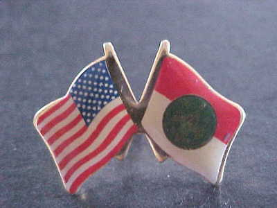 USA & Scouts Flag Badge