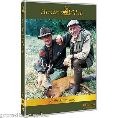 Roebuck Stalking Hunters Video Hunting Dvd