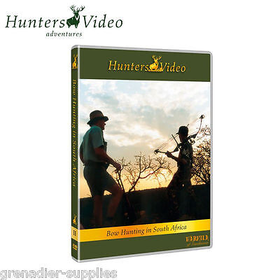 Bow Hunting In South Africa Hunters Video Hunting Dvd