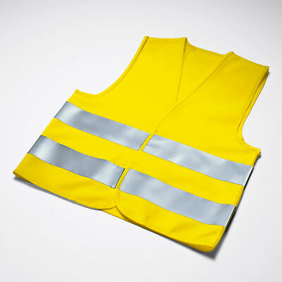 Audi Original Children's Warning Vest Yellow 8X0 093 056 Audi A1 A2 A3 A4 A5 A6