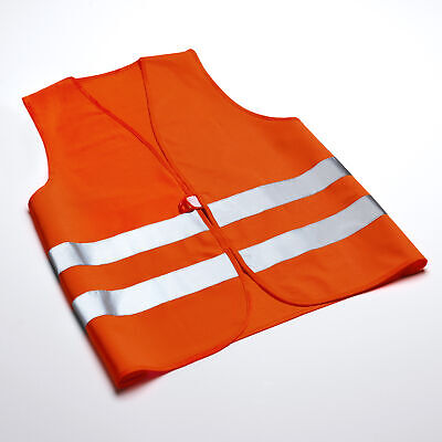 Audi Original Warning Vest Orange 8X0 093 056 A