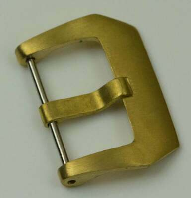 Pre V BRONZE buckle for watch Pam style 20mm 22mm 24mm 26mm replacement upgrade