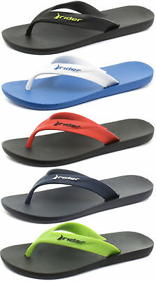 New Rider Strike  Mens Beach / Pool Flip Flops ALL SIZES AND COLOURS
