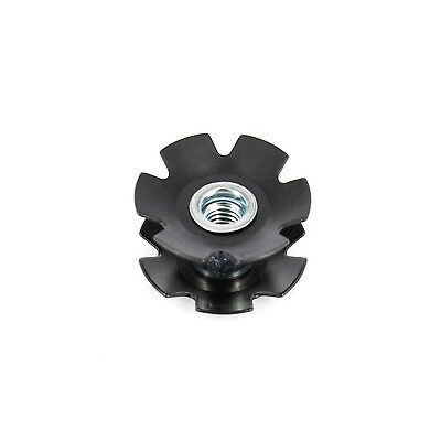 "Headset Flanged Star Nut for 1-1/8"" Steerer Bike Bicycle"