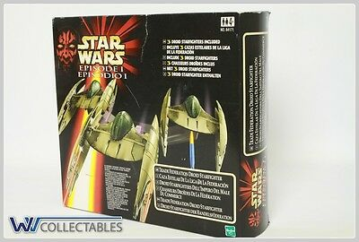Star Wars Episode 1 Trade Federation Droid Starfighter