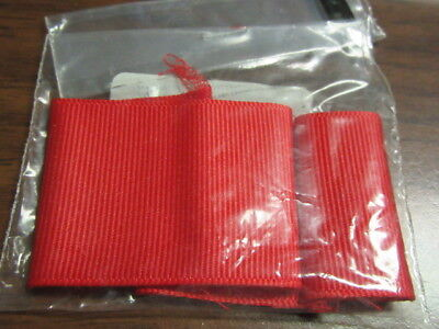 Boy Scout Red Shoulder Loops, new      c32