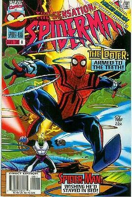 Sensational Spiderman # 8 (44 pages) (USA, 1996)