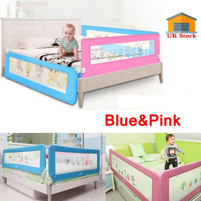 Toddler Child Safety Bedguard Folding Infant Baby Bed Rail Protection Guards New