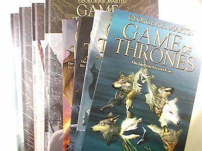 Auswahl : GAME OF THRONES # 1 2 3 4 ( PANINI Comic,  Softcover / Hardcover ) NEU