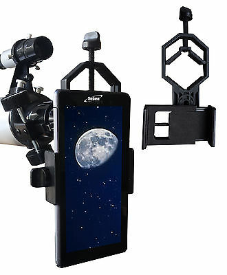 Seben Smartphone Cell Phone Adapter Holder Mount DKA5 Telescope Spotting Scope