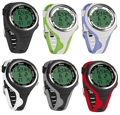 Mares Smart Scuba Dive Watch Style Computer Multi Gas & Free Diving - UK DEALER