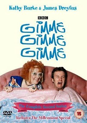 Gimme Gimme Gimme The Complete Series 2 DVD 1999 Kathy Burke