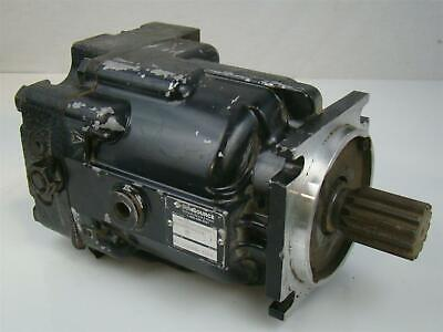Sauer Danfoss Axial Refurbished Piston Hydraulic Motor 1.74 Shaft