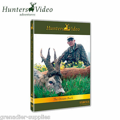 The Dreambuck Hunters Video Hunting Dvd