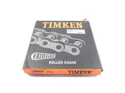 New Timken 60Hz-1R Riveted 3/4 In 10Ft Single Strand Roller Chain D525768
