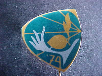 1974 Scouts Badge