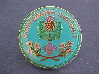 Ardtonish District Scouts Badge