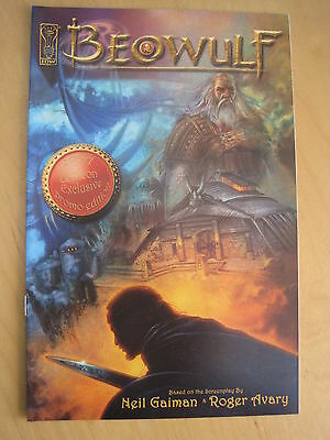 Beowulf : 2007 Comicon Exclusive Promo Edition. Neil Gaiman & Roger Avery. Idw