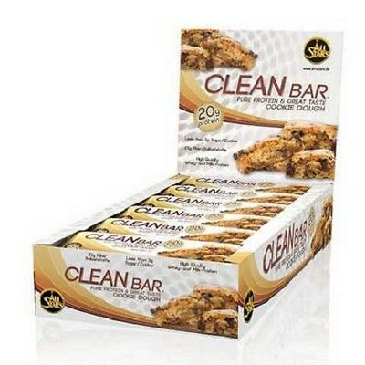 All Stars Clean Bar 36,10€/kg 18 x 60g Riegel Proteinriegel Allstars