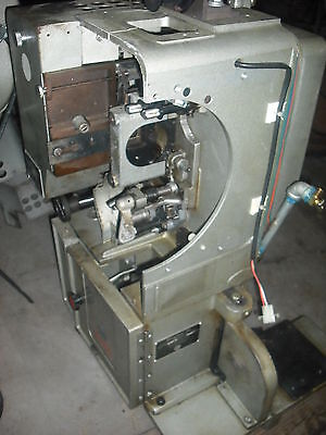 Strong Simplex 35Mm Commercial Projector Model 1050 Working Take Out