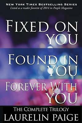 The Fixed Trilogy by Laurelin Paige Paperback Book (English)