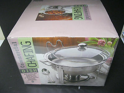 4 Quart Commercial Chafing Dish Unopened & Never Used!!!