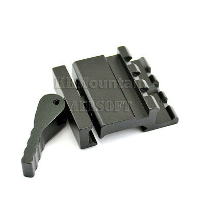 Dream Army Full Metal QD Inclined Rail Mount (KHM Airsoft)