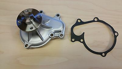 Bobcat Water Pump W Gasket S220 S250 Skid Steer Loader Kubota V3300