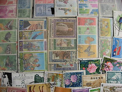 CHINA &(some)PRC scrap pile of 28 different? sets,singles,some mixed condition