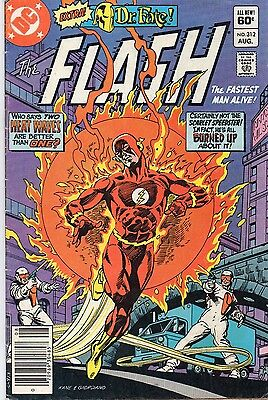 The Flash #312 (Aug 1982, DC) VG