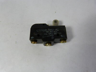 Burgess CT2KR2/1982-A2 Microswitch 15A 125/480V ! WOW !