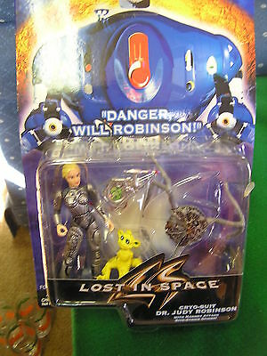"""NEW- """"Danger,Will Robinson""""LOST IN SPACE-Cryo-Suit-Dr.Judy Robinson.....SALE"""