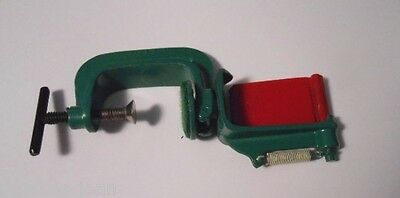 Rigby table clamp for braiding rugs, rugmaking tool ... see pics