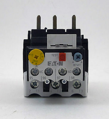 Klockner Moeller ZB65-57 Thermal Magnetic Overload Relay