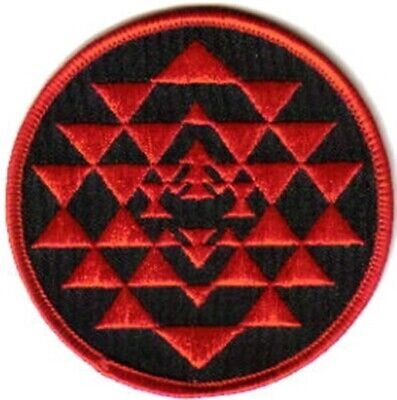 Battlestar Galactica Original Series Red Squadron Embroidered Patch, NEW UNUSED