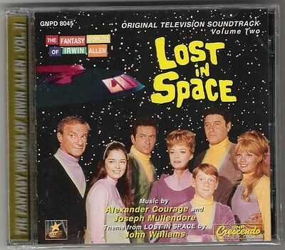 Lost In Space Original Television Soundtrack CD 1996 Vol. 2, NEW SEALED