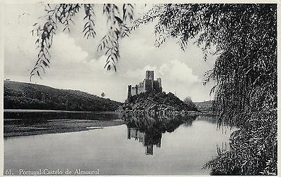Post Card - Portugal Castelo de Almourol